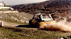 Carlos Sainz - Rally RACE Madrid 1986