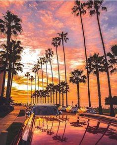 Santa Monica, California by Hollywood Photo, Hollywood Sign, Los Angeles Photography, Pacific Coast, West Coast, Santa Monica California, Destinations, La Jolla Cove, Hollywood Studios