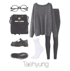 Casual outfit// btsoutfits// Taehyung