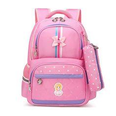 5199fea1cb SUN EIGHT Orthopedic Unisex Children School Backpack School bags For  Student Waterproof Backpack Kids School bag