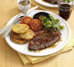 LEBANESE RECIPES: Quick steak grill recipe