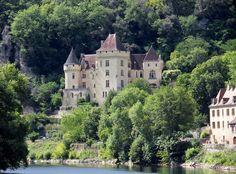 Castle of the Malartrie (Dordogne)