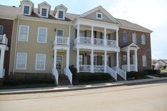 Amazing town houses in the Northshore Town Center