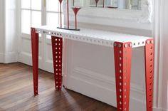 Meccano Home : quand le meuble devient un jeu d'enfant