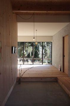 佐部利典彦邸 | Works | 岐阜の設計事務所 ピュウデザイン|住宅設計、店舗設計、新築、リノベーション、家具デザイン