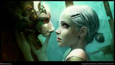 Impossible Love by Marc Brunet | 2D | CGSociety