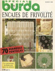 Burda special - E969 - 1989_Encajes de frivolite_1 (545x700, 369Kb)