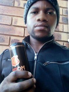 Panzozo drinking Mofaya