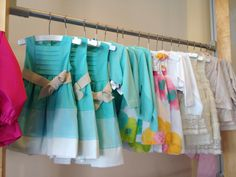 LOVE these Spring dresses by Mayoral for toddler girls!