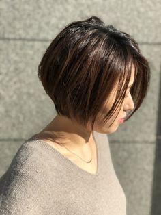大人ネープタイトボブ - 24時間いつでもWEB予約OK!ヘアスタイル10万点以上掲載!お気に入りの髪型、人気のヘアスタイルを探すならKirei Style[キレイスタイル]で。