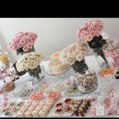 Vintage Garden - birthday party theme - pink party theme