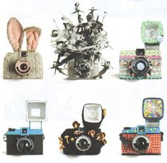 Diana World Tour, a traveling exhibition of pimped-out vintage cameras