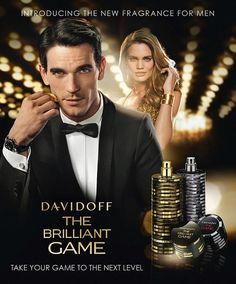 """The Brilliant Game от Davidoff е олицетворение на харизматичния мъж. Композицията се отваря с нотки на коктейл """"Американо"""", който съдържа кампари, вермут и сода, водейки към дървесна сърцевина. Основата съдържа тонка, карамел и кумарин. Лансиран през 2014 година."""