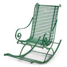 tuinschommelstoel