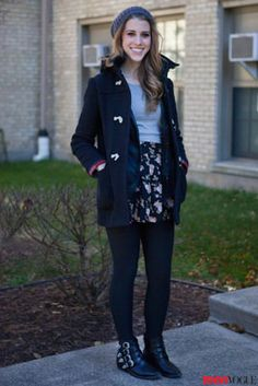 The Midwest's Majorly Cool Take on College Street Style