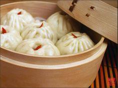 Китайская кухня - Паровые пампушки