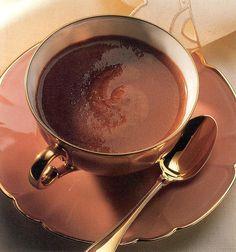 Recette Chocolat chaud à la française