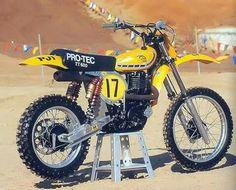 Yamaha TT 600 PRO - TEC 1982