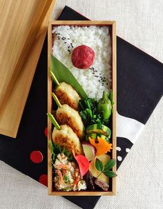 5 healthy lunch box ideas to take to work # 1 - BENTO - Japanese Bento Lunch Box, Bento Box Lunch, Japanese Food, Chinese Food, Indian Food Recipes, Asian Recipes, Bento Recipes, Bento Ideas, Cute Food