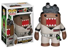 Funko POP Ghostbusters: Ghostbuster Domo Action Figure Ghostbusters go Domo! Stands 3 inches tall Check out the other Ghostbusters Domo figures from Funko! Ghostbusters Outfit, Funko Pop Ghostbusters, The Real Ghostbusters, Vinyl Toys, Funko Pop Vinyl, Funko Pop Figures, Vinyl Figures, Action Toys, Action Figures