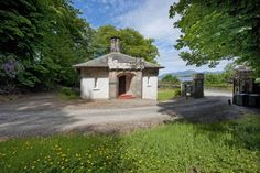 South Lodge, Carradale, Campbeltown, Argyll, Scotland. Self Catering Holiday in Britain.
