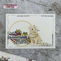 Festliche Strümpfe - Weihnachten im Strumpf - Stampin' Up!