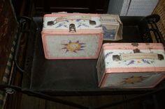 Vintage Lunchbox. $10.00, via Etsy.