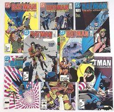 8 Batman The New Adventures COMIC BOOK Lot #409 410 411 412 413 414 415 416 NM #eBayDanna