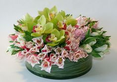Flower Gift/ Centerpiece Design www.irisrosin.com