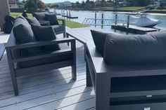 coast lounge charcoal Outdoor Furniture Sets, Outdoor Decor, Charcoal, Coast, Lounge, Modern, Home Decor, Style, Airport Lounge