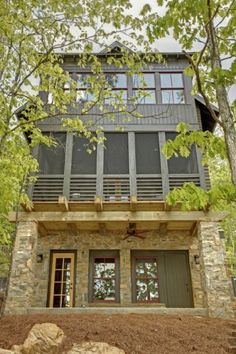 Silverock Cove at Smith Lake, Alabama -- Dungan Nequette Architects