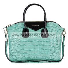 Givenchy Light Blue Antigona Duffel Croc Embossed Leather Tote Bag.  RRP: $1,012.00.  Your Price: $309.99.  (You save $702.01).  Brand: Givenchy.  Givenchy Light Blue Antigona Duffel Croc Embossed Leather Tote Bag detailed physical characteristics and size, so that you can have a more detailed information about it.  http://www.handbagsbagsmall.com/products/Givenchy-Light-Blue-Antigona-Duffel-Croc-Embossed-Leather-Tote-Bag.html