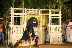 #27 Sri Lankan devil dancer