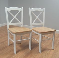Country Cottage Dining Chair (Set of 2) | Overstock.com