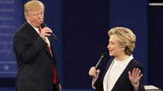 Watch Trump and Clinton 'serenade' each other in this amazing 'Dirty Dancing' duet