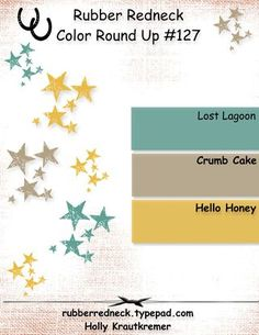 Color Round Up #127