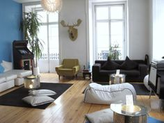 Lisbon Lounge Hostel in Lisbon, Portugal - Lonely Planet sounds like the place to stay while in portugal!