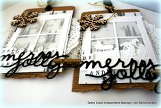 Stampin' Up! Christmas Holiday Catalogue By Delys