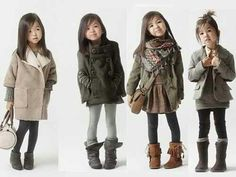 Kids fashion for girls