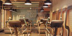 Fitness Interior on Behance