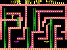 Chuckie Egg 2. One of my fave ZX Spectrum games, ever.    Google Image Result for http://www.cpcgamereviews.com/c/chuckie_egg_2.png