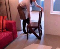 Smart Ladder Seat