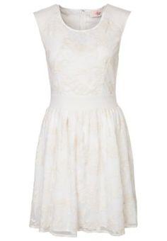 PERROT - Robe de soirée - blanc