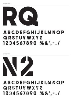 AType Typeface - Matt Willey