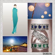 Il tuo giorno. Creato da te. Per te. Con una #parure di #diamanti, firmata #Damiani www.damianiheartmadebyyou.com