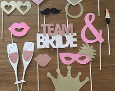 New bridal shower photo booth props diy wedding ideas ideas Bridal Shower Props, Bridal Shower Pictures, Unique Bridal Shower, Tea Party Bridal Shower, Party Pictures, Diy Party Photo Booth, Wedding Photo Booth Props, Props Photobooth, Tea Party Decorations