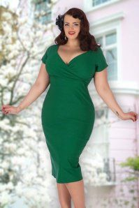 Lady Voloptuous Ursula Green 100 49 15878 model02