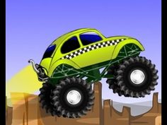 juegos android monster truck para nios monster truck havoc hd