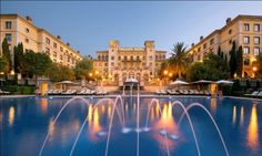 Johannesburg Hotels - The Palazzo Montecasino - Gauteng Hotels Palazzo Hotel, South Africa Honeymoon, Eastern Countries, Hotel Concept, Casino Hotel, Best Travel Deals, Hotel Reviews, Travel Style, Trip Advisor