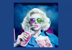 picture from the series Individual works by Miles Aldridge, artist of category MASTERS at photo art editions LUMAS Glamour Fashion, Mode Glamour, Foto Fashion, Male Fashion, Guy Bourdin, Vogue, Pop Art, Miles Aldridge, Foto Gif